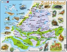 Larsen puzzel- Zuid Holland- K90