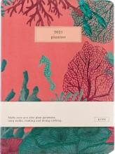 , &INK Agenda 2021 - Aqua Auteur: A-Journal