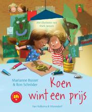 Ron Schröder Marianne Busser, Koen wint een prijs