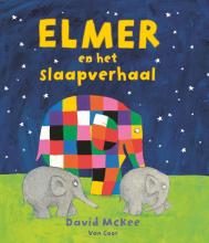 David McKee , Elmer en het slaapverhaal