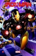 Marvel Iron man 001