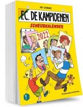 Hec Leemans , Scheurkalender F.C. De Kampioenen