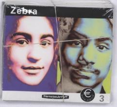 Zebra deel 3 Audio cd (5 digifile a 2)