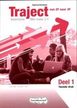 J.H.M.  Mol, W.A. `t Hart Traject 1 Nederlands Mbo niveau 3-4 Opdrachtenboek
