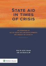 S.B. van Duren A.D.L. Knook, State aid in times of crisis