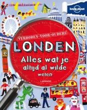 Lamprell, Klay Lonely planet verboden voor ouders - Londen