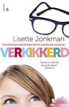 Lisette  Jonkman Verkikkerd  ISBN gekoppeld aan 9789021808499