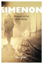 Georges  Simenon Maigret en het dode meisje