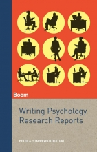 Peter A. Starreveld , Writing Psychology Research Reports