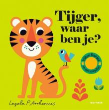Ingela P. Arrhenius , Tijger, waar ben je?