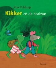 Max  Velthuijs Kikker en de horizon [GROOT]