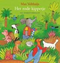 Max  Velthuijs Het rode kippetje