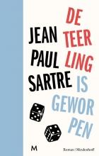 Jean-Paul Sartre , De teerling is geworpen