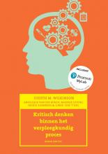 Judith M. Wilkinson , Kritisch denken binnen het verpleegkundig proces, 6e editie met MyLab NL toegangscode
