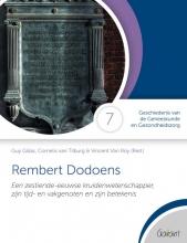 Rembert Dodoens. Een zestiende-eeuwse kruidenwetenschapper, zijn tijd- en vakgenoten en zijn betekenis. (Cahiers GdG - Geschiedenis van de Geneeskunde en Gezondheidszorg, nr. 7)