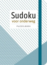 , Sudoku voor onderweg puzzelboek