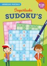 ZNU Superleuke sudoku`s 9-10 jaar