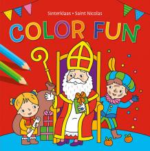 , Sinterklaas Color Fun Saint-Nicolas Color Fun