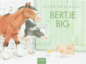 Peter  Brouwers Bertje Big + CD