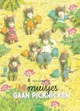 Kazuo  Iwamura 14 muisjes gaan picknicken