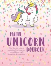 Mijn unicorn-doeboek