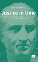 Simon Deryckere , Justice in time