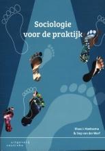 Siep van der Werf Klaas J. Hoeksema, Sociologie voor de praktijk