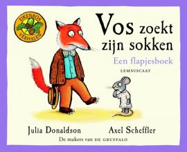 Julia Donaldson , Vos zoekt zijn sokken