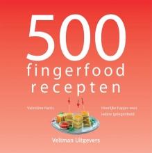Valentina Harris , 500 fingerfood recepten