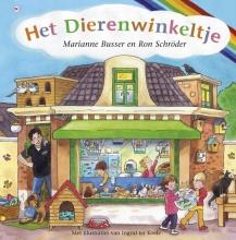 Marianne  Busser, Ron  Schröder Het Dierenwinkeltje
