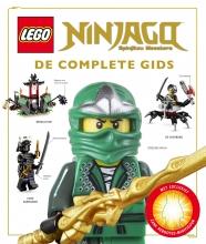 Hannah  Dolan Lego Ninjago De complete gids