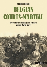 Stanislas Horvat , Belgian courts-martial