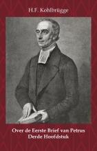 H.F. Kohlbrügge , Over de Eerste Brief van Petrus 3