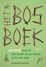 Jo  Schofield, Fiona  Danks Het bos boek