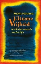 Robert  Hartzema Ultieme Vrijheid