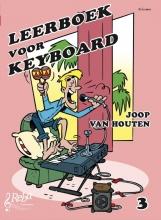 Houten , Leerboek voor keyboard 3