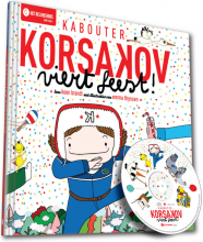 Koen Brandt , Kabouter Korsakov viert feest