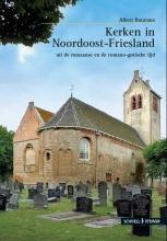 Auke Boer de Albert Buursma, Kerken in Noordoost-Friesland