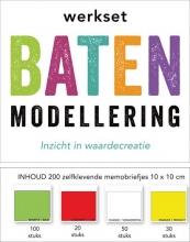 Michiel van der Molen Werkset batenmodellering