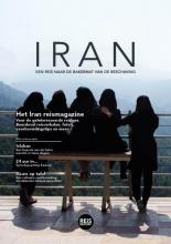 Godfried van Loo, Marlou  Jacobs Het Iran reismagazine 2019