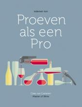 Cees van Casteren , Proeven als een pro