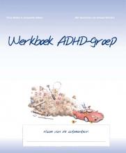 Jacqueline Hilbers Tirtsa Ehrlich, Werkboek ADHD-groep