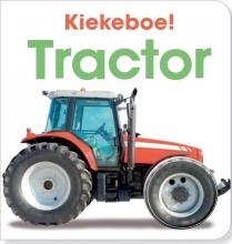 Charlie  Gardner Kiekeboe Tractor