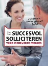 Eline Sluys , Succesvol solliciteren voor introverte mensen