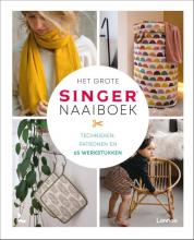 Fran Vanseveren SINGER®, Het Grote Singer Naaiboek