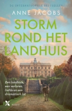 Anne Jacobs , Storm rond het landhuis