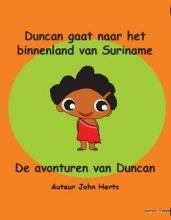 Herts, John Duncan gaat naar het binnenland van Suriname / 3