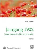Ernst  Glaeser Jaargang 1902 - grote letter uitgave