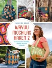 Rianne de Graaf , Wayuu Mochilas haken 2