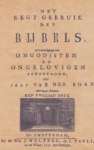 Jaap van den Born , Dubbele moraal
